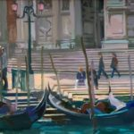 Gondolas by William Woodward