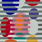 Detail of Untitled by Yaacov Agam