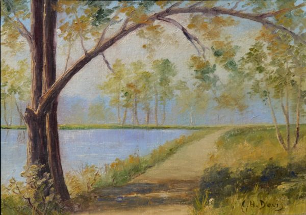 A Quiet Path by Charles Harold Davis