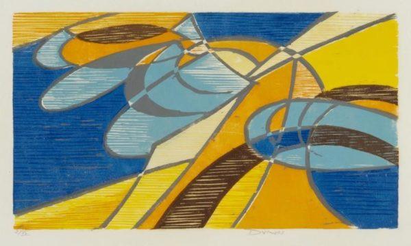 Allegro by Werner Drewes