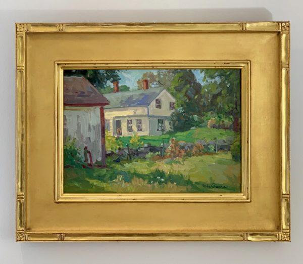 Farmhouse Setting by Michael Graves