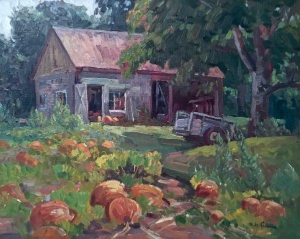 Pumpkin Patch by Michael Graves