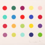 Lauryl Acid Butyl Ester by Damien Hirst