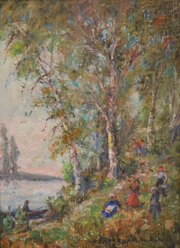Summer Idyll by Anne Rogers Minor