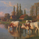 Derniers Rayons de Soleil by Felix Planquette