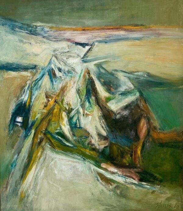 Rock Sweep by Walter hollis Stevens