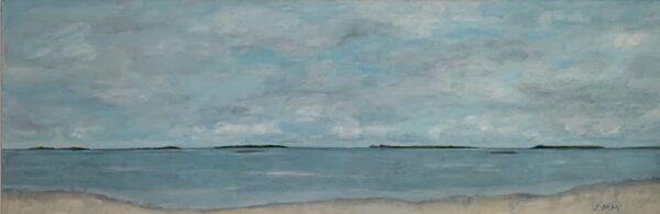 Jean Meisel, Eastern Shore, 1994