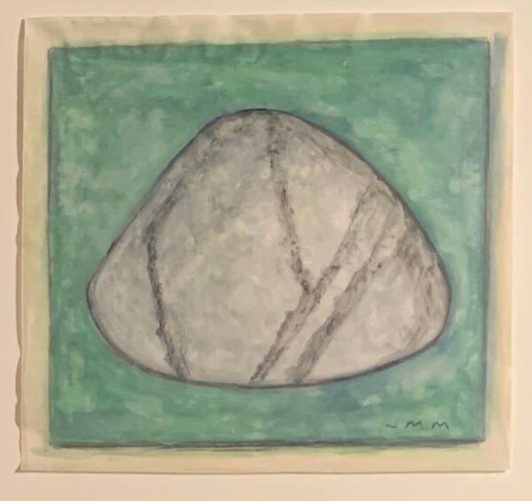 Jean Meisel, Untitled - Shell, Green