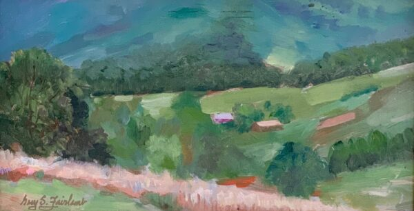Guy Steele Fairlamb, Blue Ridge