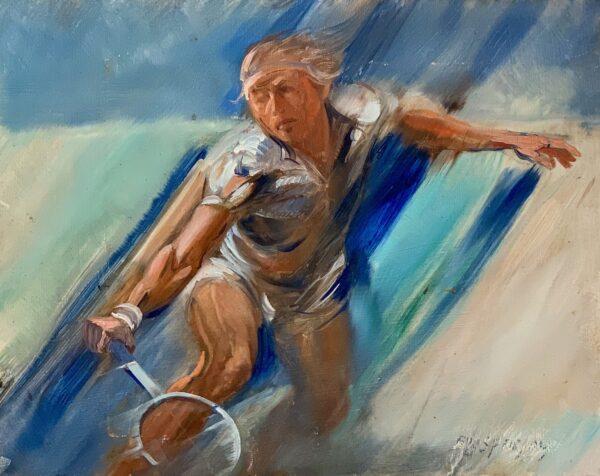 Guy Steele Fairlamb, Tennis: Volley Wars
