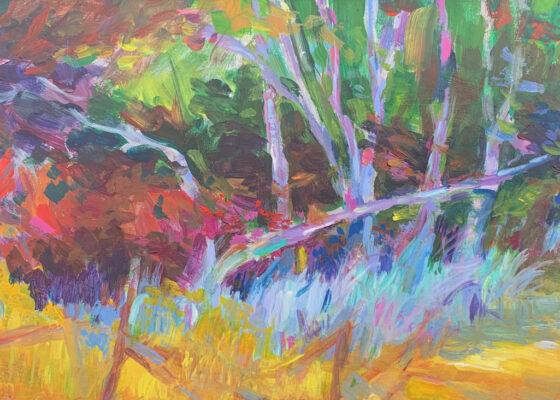 Guy Steele Fairlamb, The Yellow Path